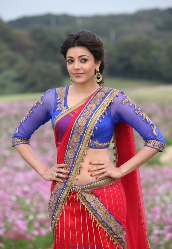 Kajal Aggarwal Latest Photos from Jilla Movie