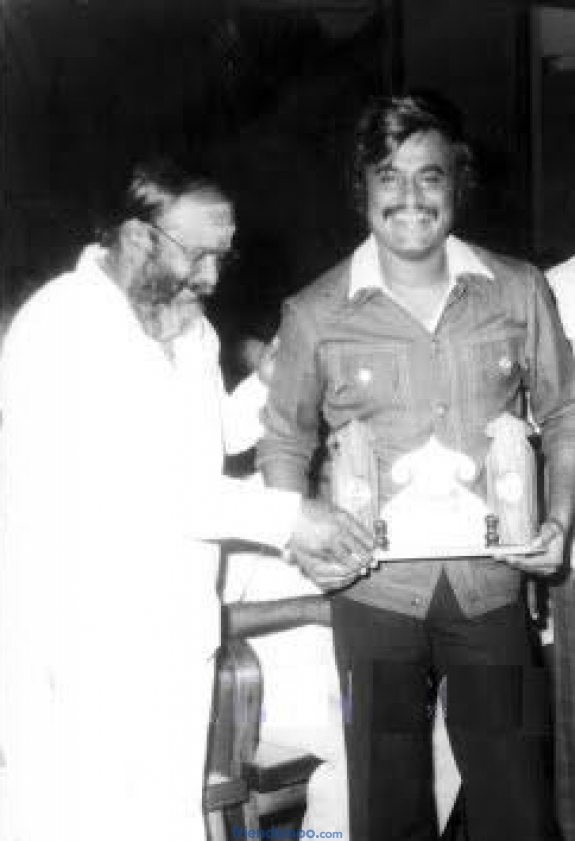 RajiniKanth Rara Unsee Photos from his old collection every one must see
