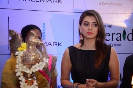 Hansika Motwani Latest Photos in Black Dress