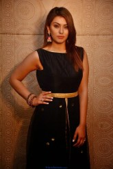 Hansika Motwani Latest Photos in Black Dress