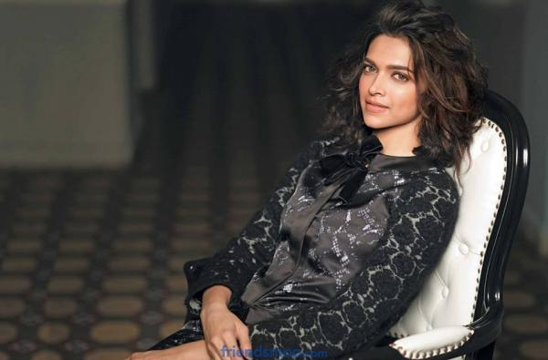 Deepika Padukone Latest Photos for Elle India Cover Page - Bollywood - Friendsmoo