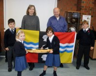 Polam School Celebrates Bedfordshire Day