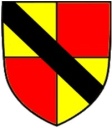 Beauchamp coat of arms.