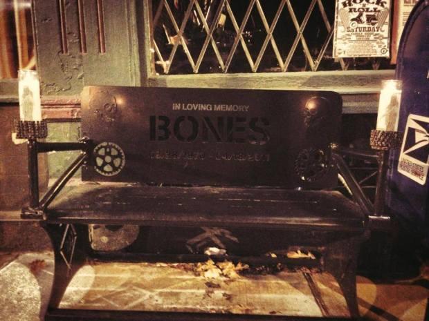 Bones Bench