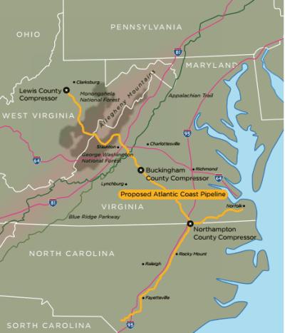 New Analysis: Pipelines Could Leave Vast Environmental Footprints