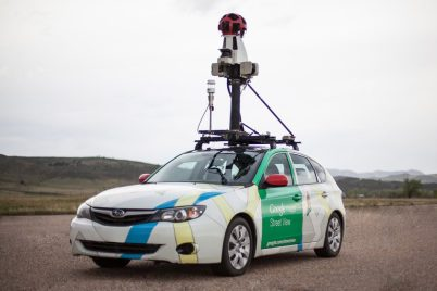 Google Street View cars now sniffing out methane leaks