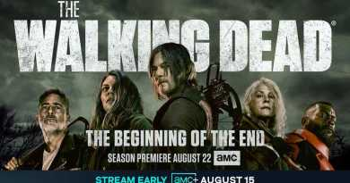 SDCC @Home Walking Dead Panels Set the Stage