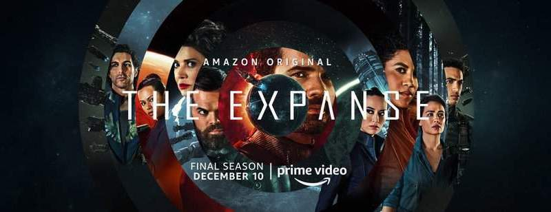 The Expanse Announces Season Premiere Date at NYCC 2021