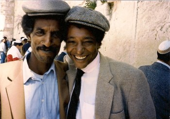 HEROES documentary film in production:  Ethiopian Jewish heroes and their American activist allies