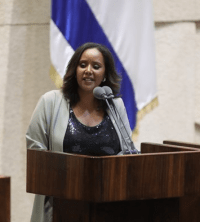 P'nina Tamanu-Shata returns to the Knesset