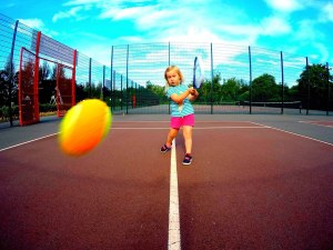 Tennis for Free - Hednesford Park