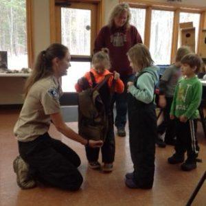 Ranger and Kids