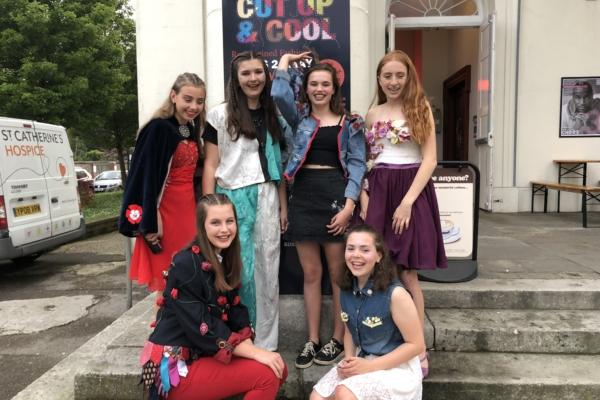 CUAC burgess hill schoolgirls