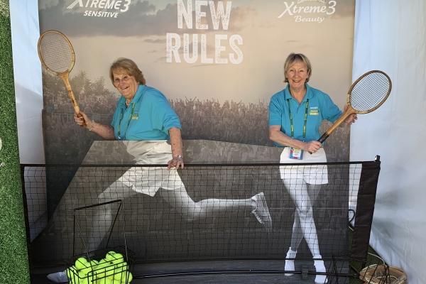 Tennis Kathy & Marion Wilkinson Sword cropped