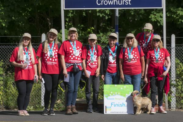 WTHT Demelza Trail Team