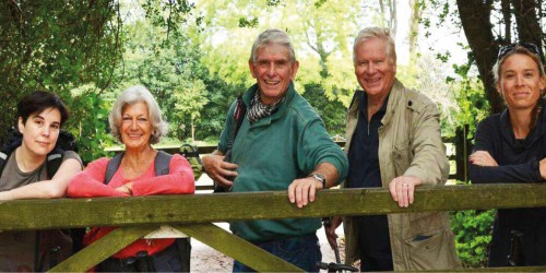 Walk the Hospices Trail Week 2021
