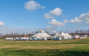 Billy Smart's Circus on The Heath