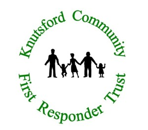 Knutsford Community First Responder Trust Logo