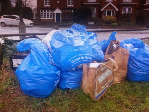 Litter Collected Photo