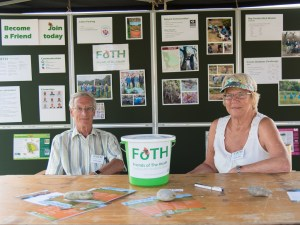 Friends of The Heath Stall