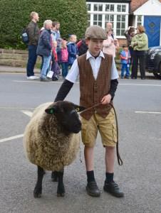 May Day Shepherd
