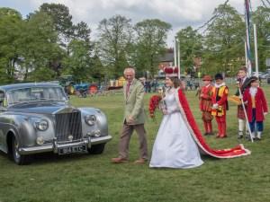 May Queen Departs