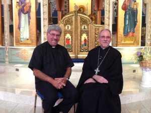 Fr Ken Sherman, St Ann's WP,NJ