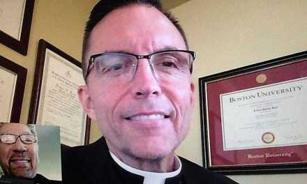 INTERVIEW WITH BISHOP ELECT ROBERT REED 1