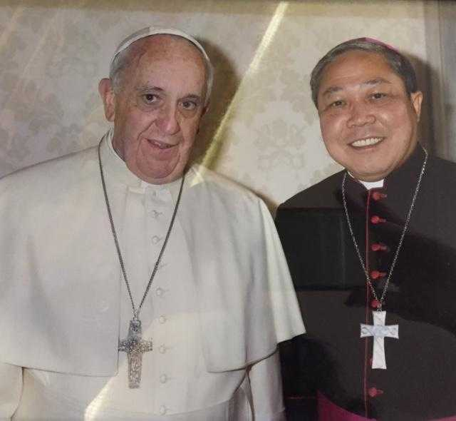 ARCHBISHOP AUZA INTERVIEW 1 Permanent Observer of the Holy See to the UNITED NATIONS