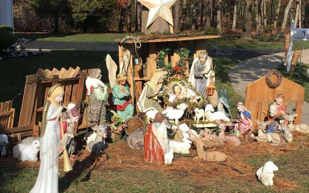 THE CHRISTMAS PRESEPIO