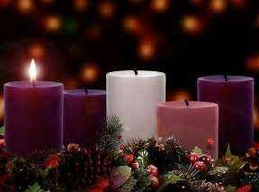 WAIT AND HOPE  Advent 1