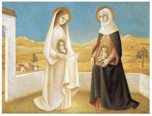 HOPE FILLED  FAITH FILLED MARY The Weekday Advent Word