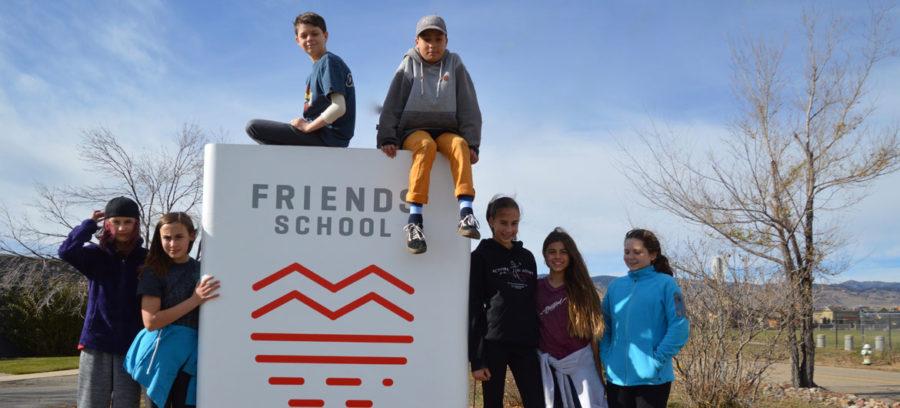 boulder middle school students