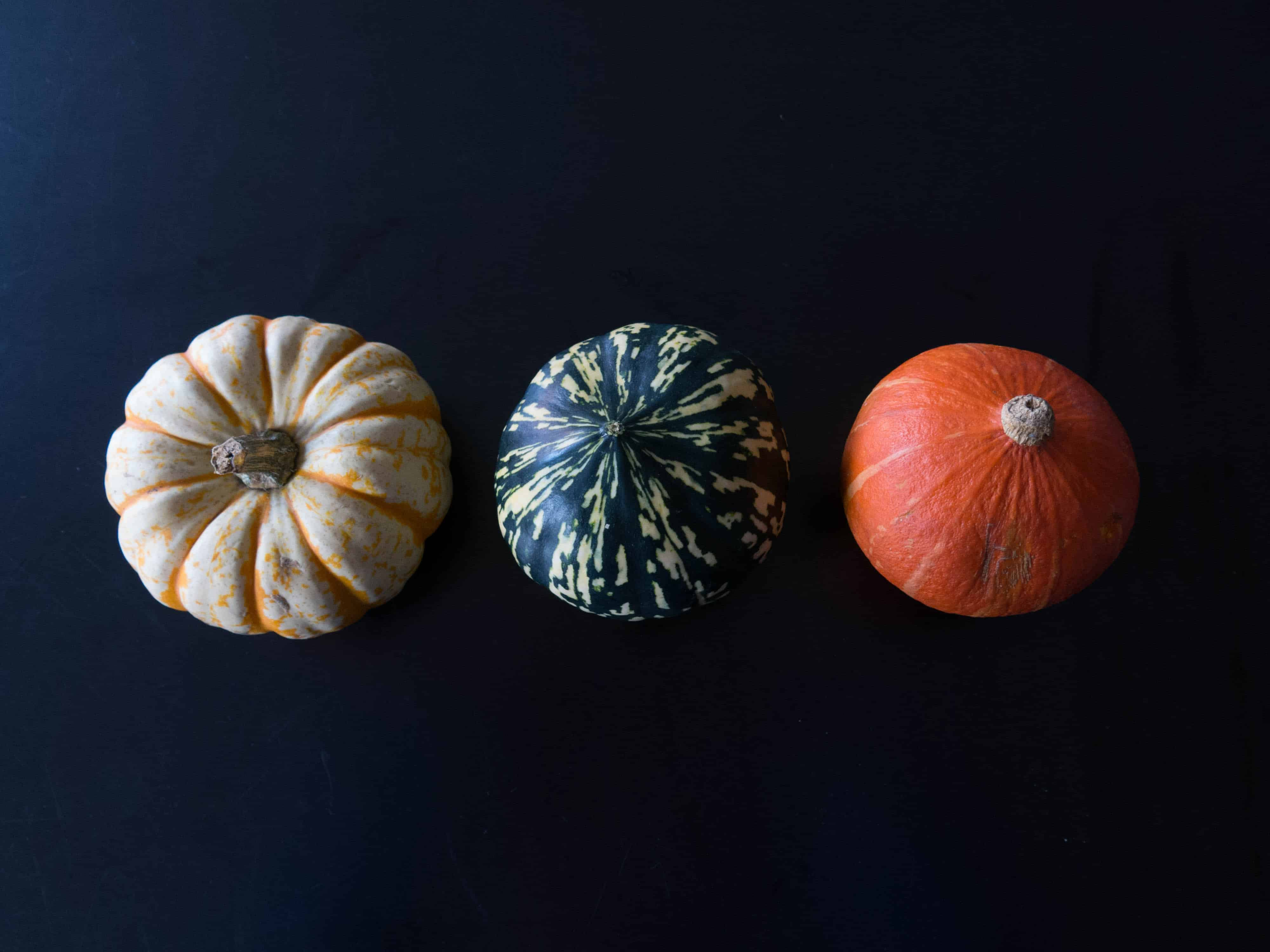 Assorted squash/ pumpkin. Beautiful, autumnal squash and pumpkin varieties. Ready for preparation and roasting.