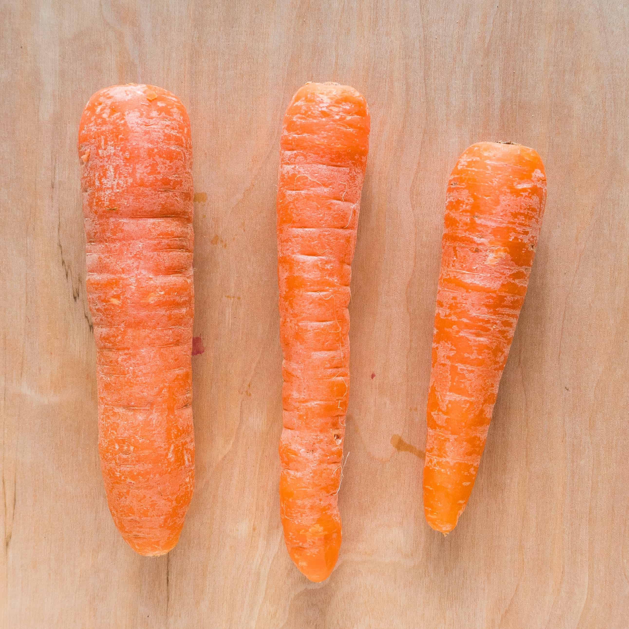 In-season carrots