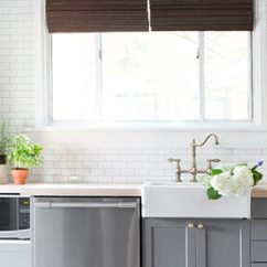 Kitchen Upgrade Cast Iron Sinks For Sale Chris Loves Julia