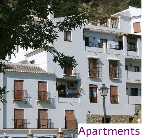 directt to another page with a selection of apartments for rent