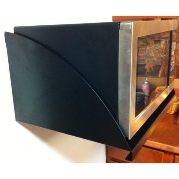 black kitchen countertops remodeling your smart shelf microwave | frigo design