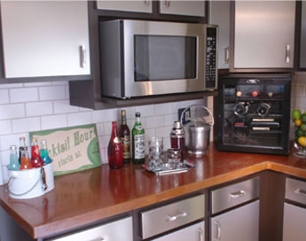 metal kitchen cabinet four hole faucets custom cabinets doors drawers frigo designs