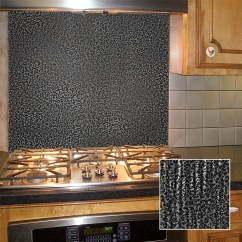 How To Build A Kitchen Island With Cabinets Cook Stoves Metallic Finish Splash – Choose Any Pattern   Frigo Design