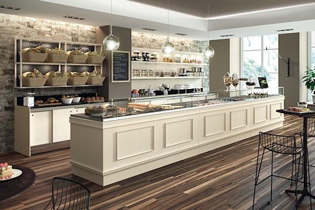 Come scegliere il Banco Bakery per Bar Panetteria e
