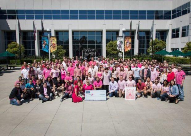 Los jugadores de Overwatch ayudaron a recaudar 12,7 millones de dólares para la investigación del cáncer de mama