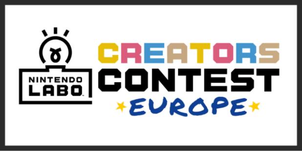 ¡Manos a la obra! Participa ya en el concurso europeo de creación con Nintendo Labo. Nintendo Labo Creators Contest