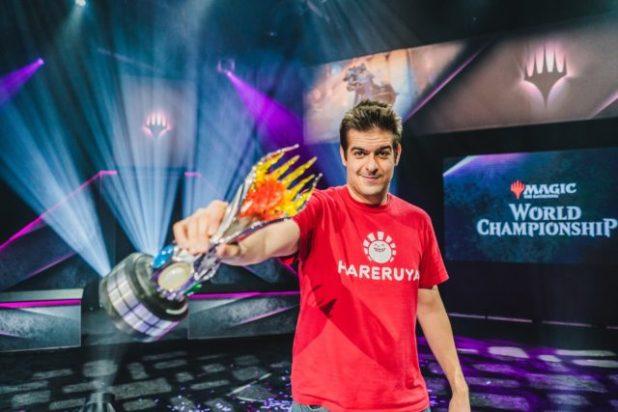 Javier Dominguez gana el mundial de The Gathering