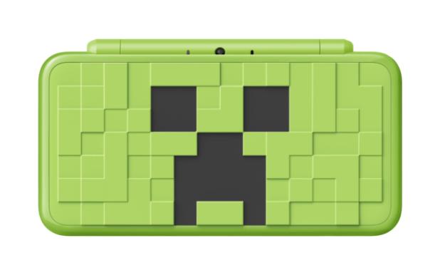 Nintendo lanza la New Nintendo 2DS XL – Creeper Edition
