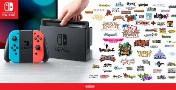 Los mejores juegos de Nintendo Switch según Nintendo