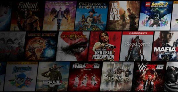 PlayStation Now el servicio de juego por streaming de Sony anuncia su llegada a España