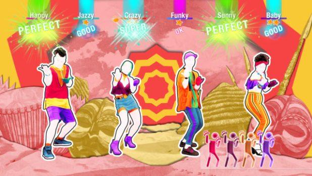 "Just Dance 2019: ""Crazy Carnival"""