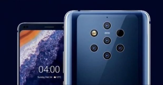 Nokia 9 PureView: Llega a España el primer smartphone del mundo con 5 cámaras