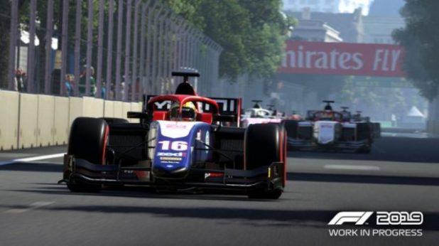 F1 2019,el videojuego oficial del Campeonato Mundial de Fórmula 1 2019